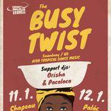 Cabaret Manana presents THE BUSY TWIST (Soundway /UK)