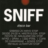 David Noir @ Sniff (Zamora,17-10-1998)