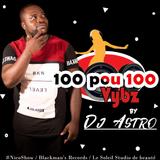 Mixtape 100% Vybz - Dj Astro