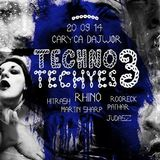 PODCAST - TECHNO TECHYES #3