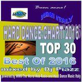 Hard Dance mix Chart (Top 30 of 2016)