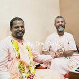 Hari Katha \\ Radhastami \\ Bhakti Swarup Sridhar Maharaj & Bhaktivedanta Sajjan Maharaj