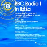 Pete Tong & Alesso & NERVO - Essential Selection (Live @ Ushuaia Beach Club Ibiza) 2013.08.02.