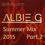 Summer Mix 2015 Pt. 2