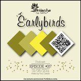 EarlyBirds Capitule 17 @ Raul Castillo (Srilanka Budha)