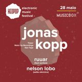 Neopop Launch Party  05/16 @ Musicbox - Warming up for Jonas Kopp
