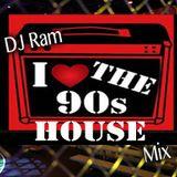 90's House mix - Dj Ram