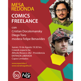 Mesa Redonda: Comics Freelance