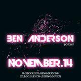 Ben Anderson - November 2014