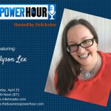 Guest: Alyson Lex - Direct Reponse Sales Copy