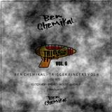 Ben Chemikal - TRIGGER FINGERS Vol. 6 (March 2018 - Mashup Glitch Breaks Mix Series)