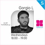 Gorgio L  κάθε Τετάρτη με ένα ωριαίο Mix Set από τις 18:00 έως 19:00 www.vanillaradio.gr