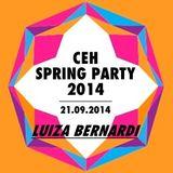 Luiza Bernardi @ CEH Spring Party 2014