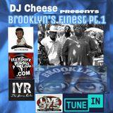 DJ Cheese - Brooklyn's Finest Pt.1: Kane, Big, Jay, Mos Def, Boot Camp, Lyte, Kim, Guru, OC n more
