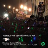Burning Man PreCompression 2016 Silent Disco