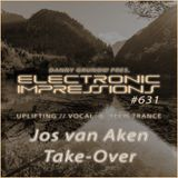 Electronic Impressions 631 with Jos van Aken (Show Take-Over)