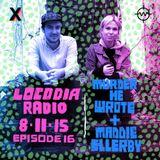 Locodia Radio #016 - MURDER HE WROTE