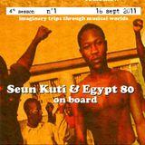 TheFlyingCarpet #1 (16sept11) **Seun Kuti & Egypt 80 on board**    by  TheFlyingCarpet radioshow