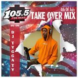 DJ TYGGA TY 4TH OF JULY MIX ON 1055 THE BEAT