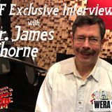 "Saturday, February 16, 2019 ""Dr. James Thorne"""