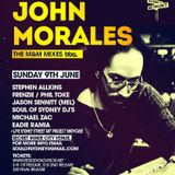 Soul  of Sydney #59: John Morales (M+M Mixes, BBE Records) The Boogie Block Party Warm-Up Mix
