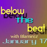 Below The Beat - Show 1 January 2017