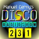 Manuel Cerny's DISCO Radioshow (231) - Hola FM Radio Fuerteventura