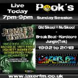 Old Skool>Nu Skool-Breakbeat/Hardcore\Jungle - Mr Pook - Lazer FM - 28th January 2018