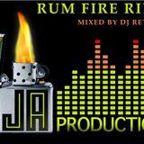 DJ RetroActive - Rum Fire Riddim Mix (Volume 1) [JA Prod] January 2012