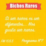 BICHOS RAROS PROGRAMA #7
