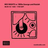 Mix Night: 8th September '18