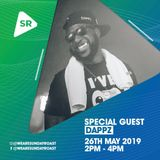 Code & Entry Presents - Sunday Roast Sessions with Dappz & Twista DJ - 26th May 2019