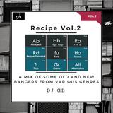 The Recipe Mix Vol.2
