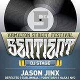 Jason Jinx--Sentient Lighting Dj Stage 2014
