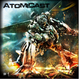 Atomicast # 1 Mixed by Atomic