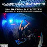 Wax On Special 29.09.2019: DJ Sy interview