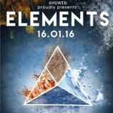 Elements set @ Qubus
