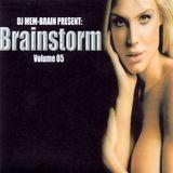 Brainstorm Vol. 5 by DJ Mem-Brain 2003