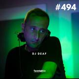 Facenight #494 Dj Deaf  (Best Dj Techno 2019)