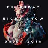 THURSDAY NIGHT SHOW MIX (#IWD2018)