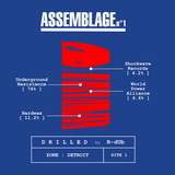 Assemblage n°1 [drilled by R-dUb]