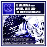 Slademan Kmag Hip Hop Don't Stop Mixtape