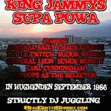 KING JAMMYS IN HUGHENDEN SEPTEMBER 1986