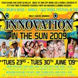 HEIST, SHABBA, FUNSTA, TRIGGA & SKIBBA - INNO IN THE SUN 2009