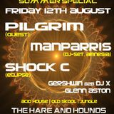 Shock-C  live @ The Source - Birmingham
