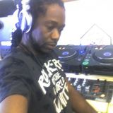 THE DREAD MAN UP IN THE BOOTH SPINNING THEM SONGS