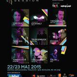 Electro Live Sesion - Iasi - 22-23 mai - Centru Expozitional Moldova