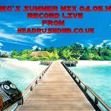 Mkgs Summer Headrush Radio Mix 04.05.2016
