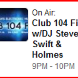 WSNX (Club 104 Five) Aug 24, 2014