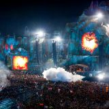 dj Cosmic Gate @ Tomorrowland 27-07-2013